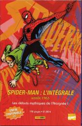 Verso de Spider-Man (Marvel France 2e série - 2000) -25- Police story