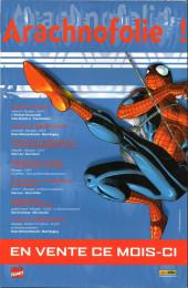 Verso de Spider-Man (Marvel France 2e série - 2000) -28- Vocation