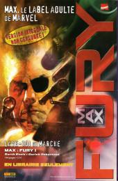 Verso de Spider-Man (Marvel France 2e série - 2000) -33- Le grand jour