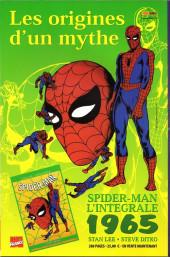 Verso de Spider-Man (Marvel France 2e série - 2000) -34- Le roi des araignées