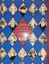 Verso de Blake et Mortimer (Publicitaire) -6Kiss Cool- La Marque jaune