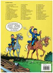 Verso de Les tuniques Bleues -28a2002- Les bleus de la balle