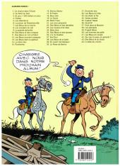 Verso de Les tuniques Bleues -39a2001- Puppet Blues