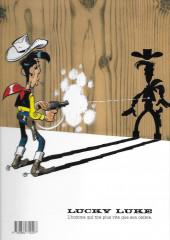 Verso de Lucky Luke -61b2002- Chasse aux fantômes