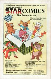 Verso de Dazzler Vol.1 (Marvel comics - 1981) -37- The girl in the machine