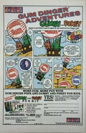 Verso de G.I. Joe: A Real American Hero (Marvel comics - 1982) -51- Thunder Machine!