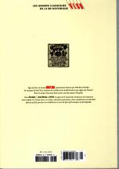 Verso de Les grands Classiques de la BD Historique Vécu - La Collection -29- Giacomo C. - Tome VII : Angélina