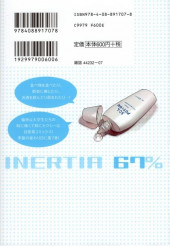 Verso de Inertia 67% -7- Volume 7