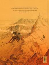 Verso de On Mars_ -3- Ceux qui restent