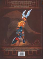 Verso de Atalante - La Légende -0- Première larme