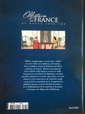 Verso de Histoire de France en bande dessinée -24- Richelieu l'éminence rouge 1585/1642