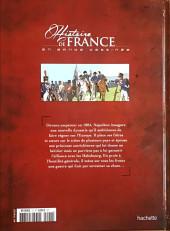 Verso de Histoire de France en bande dessinée -36- Napoléon 1er le Premier empire 1804/1815