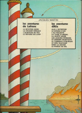 Verso de Lefranc -3a1974- Le mystère borg