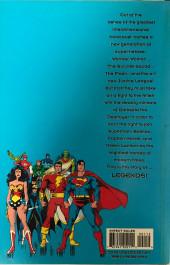 Verso de Legends (DC comics - 1986) -INT- Legends The collection