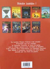 Verso de Kaamelott -4a2020- Perceval et le dragon d'Airain