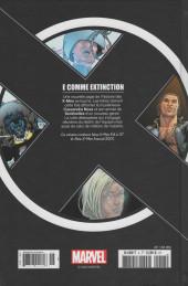 Verso de X-Men - La Collection Mutante -669- E comme extinction