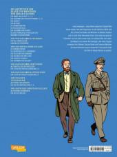 Verso de Blake und Mortimer (Die Abenteuer von) -24- Der Ruf des Moloch