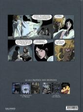Verso de À la croisée des mondes -6- La Tour des anges - 3