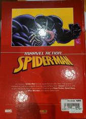 Verso de Marvel Action : Spider-Man -4- Venom