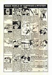 Verso de Wild Western Action (Skywald Publications - 1971) -2- Issue # 2