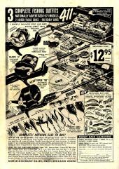 Verso de Wild Western Action (Skywald Publications - 1971) -HS- The Bravados