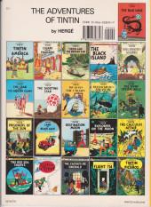 Verso de Tintin (The Adventures of) -12b1974- Red Rackham's Treasure