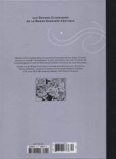 Verso de Les grands Classiques de la Bande Dessinée érotique - La Collection -120127- Mi-anges mi-démons - Tome 2