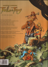 Verso de Trolls de Troy -7b2005- Plume de sage