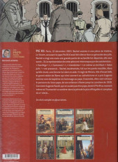 Verso de Un pape dans l'histoire -6- Pie XII face au nazisme - 1/2