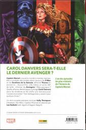 Verso de Captain Marvel (2019) -3- Le dernier avenger
