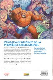 Verso de Fantastic Four (100% Marvel - 2019) -5- Point d'origine