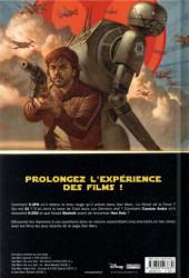 Verso de Star Wars - Les Secrets de la Galaxie