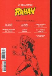Verso de Rahan - La Collection (Hachette) -23- Tome 23