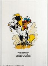 Verso de Yakari (en breton) -6Breton- Sekred Kurunig