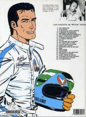 Verso de Michel Vaillant -14e1994- Mach 1 pour Steve Warson