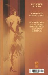 Verso de Batman: White Knight presents Harley Quinn (DC Comics - 2020) -4- Book Four