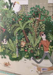 Verso de Ginkgo, petites histoires pour la nature