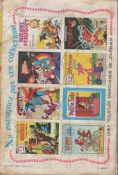 Verso de Rin Tin Tin & Rusty (2e série) -REC66- Album n°66 ( du n°119 au n°121)
