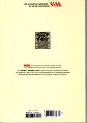 Verso de Les grands Classiques de la BD Historique Vécu - La Collection -30- Giacomo C. - Tome VIII : La Non-belle