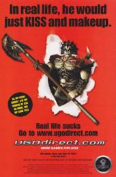 Verso de Tomb Raider: The Series (Image comics - 1999) -3- The medusa mask (3)