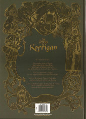 Verso de Les contes du Korrigan -4a- Livre quatrième : La pierre de justice