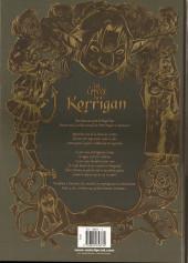 Verso de Les contes du Korrigan -3b- Livre troisième : Les Fleurs d'écume