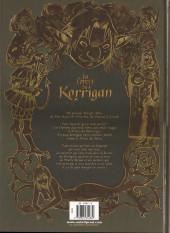 Verso de Les contes du Korrigan -2b- Livre second : Les mille Visages du Diable