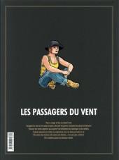 Verso de Les passagers du vent -INT2a2021- Intégrale Tomes 6 et 7