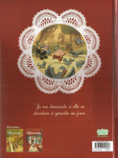 Verso de Mamette -1a2009- Anges et Pigeons