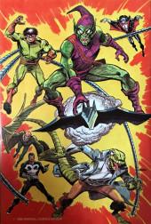 Verso de FantaCo's Chronicles Series (1981) -5- History of Spider-Man