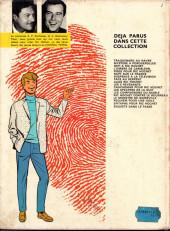 Verso de Ric Hochet -2a1974'- Mystère a Porquerolles