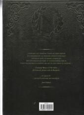 Verso de Double masque -1a2006- La Torpille