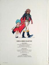 Verso de Albator (Collection Junior) -4- Le choc des planètes