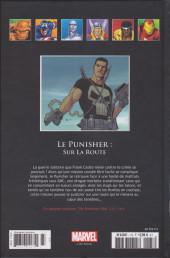 Verso de Marvel Comics - La collection (Hachette) -173144- Le Punisher : Sur la route